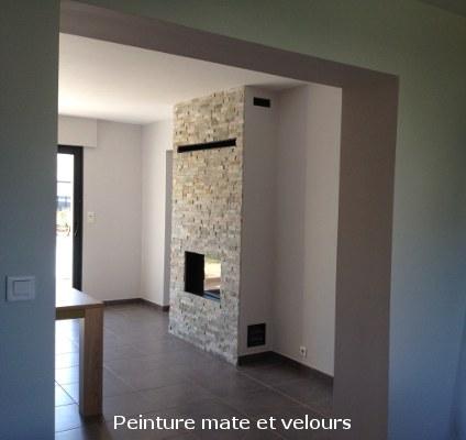 peinture mat ou satin resine de protection pour peinture. Black Bedroom Furniture Sets. Home Design Ideas